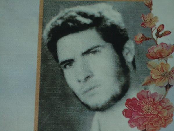 شهید حسین سلمانی قهرودی