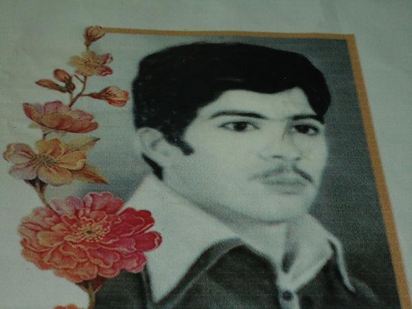 شهید حسین سهیلی قهرودی
