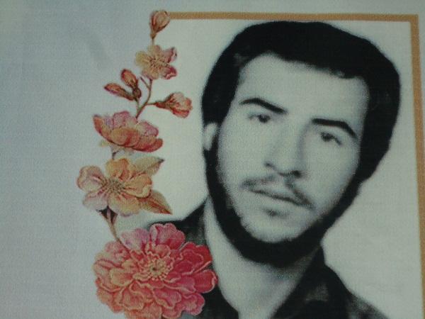 شهید  احمد اصغرزاده قهرودی
