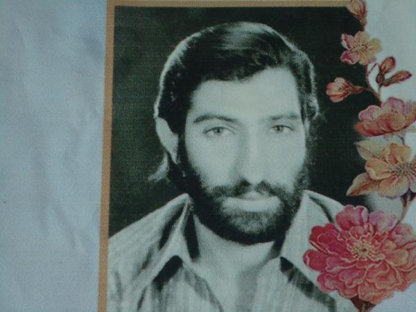 شهید احمد احمدی قهرودی