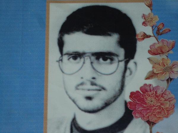 شهید سعید شعبانی قهرودی