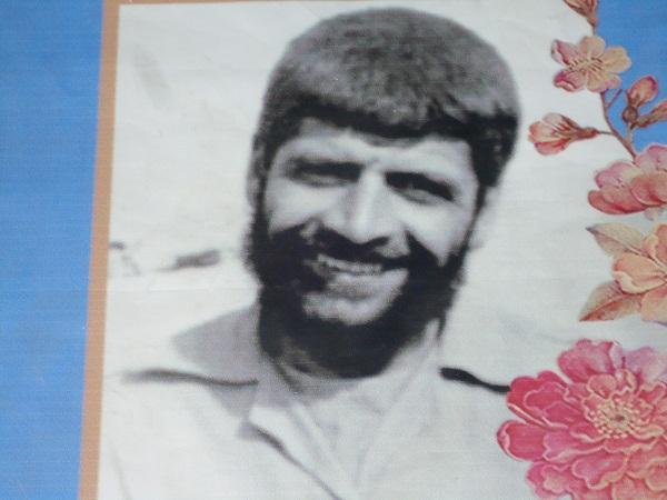 سردار شهید حاج عباس کریمی قهرودی