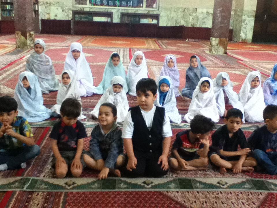 راه های جذب کودکان و نوجوانان به نماز