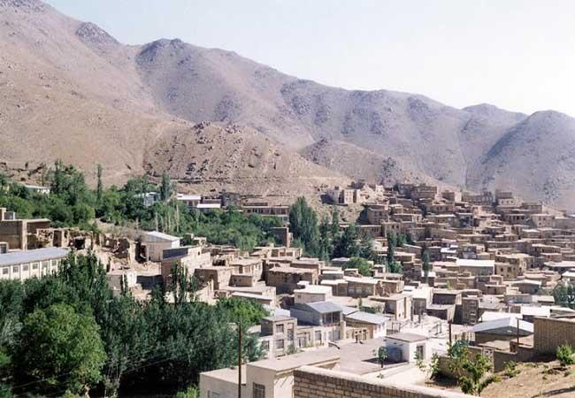 روستای قهرود
