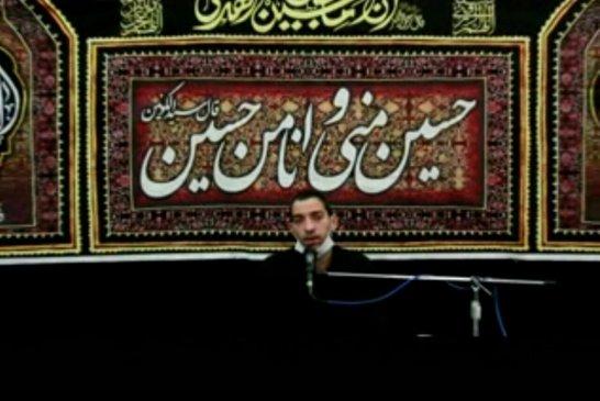 سخنرانی استاد محمدپور-محرم ۱۴۴۲